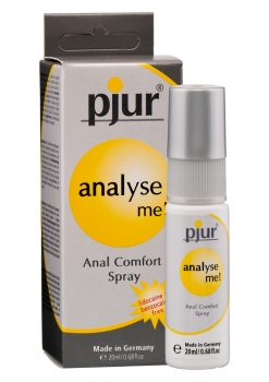 PJUR Analyse me Anal Spray 20ml