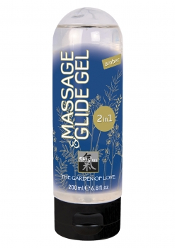 SHIATSU Massage 2in1 Lube 200ml