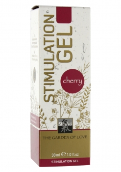 SHIATSU Stimulation Cherry Lube 30ml