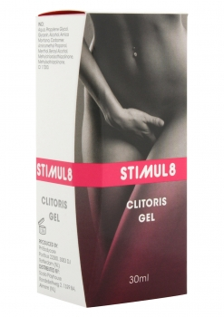 STIMUL8 Klitoris Erektionsmittel Gel 30ml