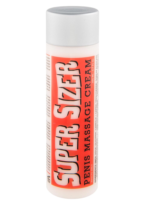 SUPER SIZE Penis Massage Cream 200ml