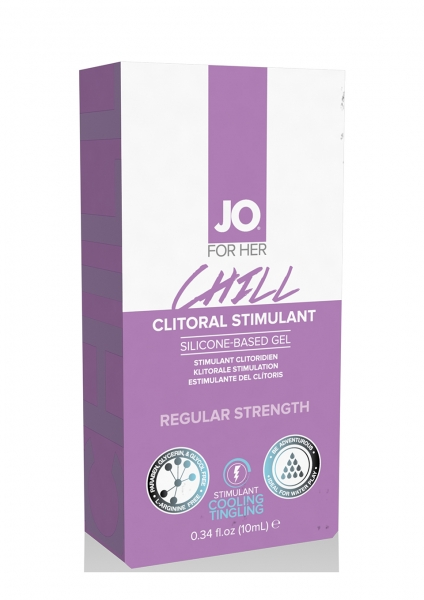 JO ATOMIC Clitural Stimulant Lube 10ml