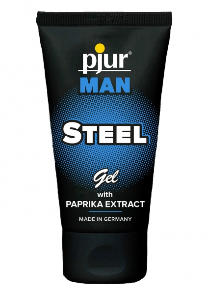 PJUR Steel Erection Lube for Man 50ml